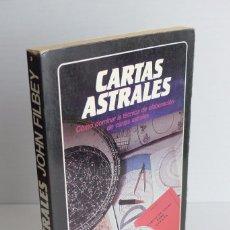 Libros de segunda mano: CARTAS ASTRALES - COMO DOMINAR LA TÉCNICA DE ELABORACIÓN DE CARTAS ASTRALES - JOHN FILBEY. Lote 97228011