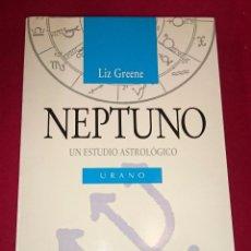 Libros de segunda mano: NEPTUNO - UN ESTUDIO ASTROLÓGICO. Lote 97370099