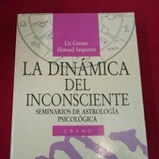 Libros de segunda mano: LA DINÁMICA DEL INCONSCIENTE. Lote 97370163
