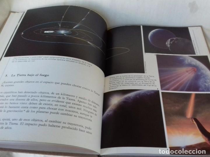 Libros de segunda mano: ¿Mataron los cometas a los dinosaurios?-Isaac Asimov. Biblioteca del Universo 4-EDICIONES SM 1989 - Foto 9 - 97882023