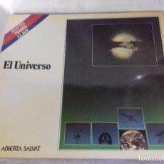Libri di seconda mano: EL UNIVERSO-AULA ABIERTA SALVAT-JOSE LUIS COMELLAS-1980. Lote 97882987