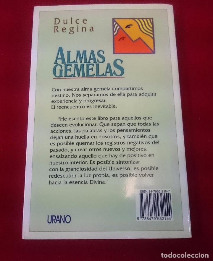 Libros de segunda mano: Almas gemelas encuentra y busqueda - Foto 3 - 86887168
