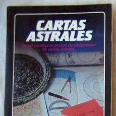 Libros de segunda mano: CARTAS ASTRALES - JOHN FILBEY - ED. EDAF 1988 - VER INDICE. Lote 98938883