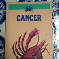 Libros de segunda mano: CÁNCER. HORÓSCOPO. JORDI SÁNCHEZ. 1996. PEDIDO MÍNIMO 5€. Lote 100216891