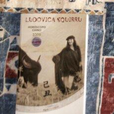 Libros de segunda mano: HORÓSCOPO CHINO 2009 LUDOVICA SQUIRRU. Lote 101237307