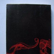Libros de segunda mano: HORÓSCOPOS CHINOS PAULA DELSOL GRANICA 1974 1ª ED. INCLUYE DOS TABLAS DE CONJUGACIONES, AMOR, AM. Lote 105451291