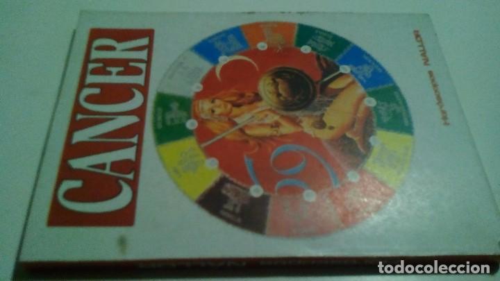 CANCER-NALLOR PUBLICACIONES-1986 (Libros de Segunda Mano - Parapsicología y Esoterismo - Astrología)