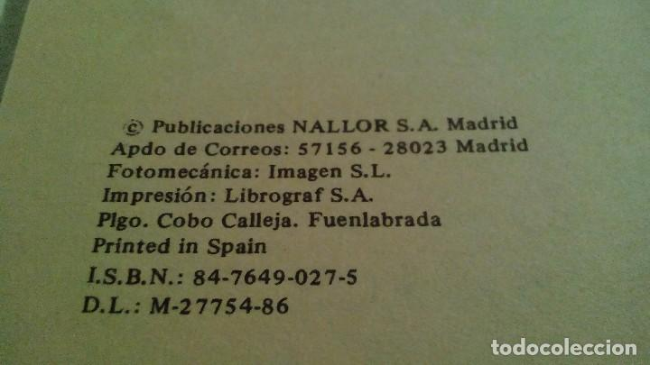 Libros de segunda mano: CANCER-NALLOR PUBLICACIONES-1986 - Foto 3 - 105847435