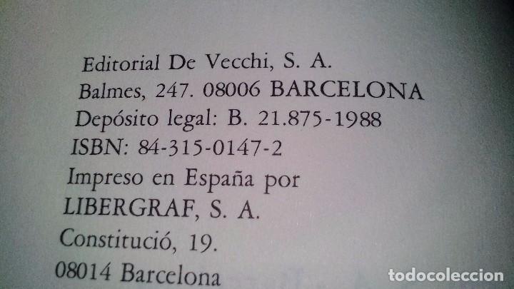 Libros de segunda mano: EL HOROSCOPO SEGUN EL DIA DE NACIMIENTO-MARTA CARRERAS / EDITORIAL DE VECCHI 1988 - Foto 5 - 105847763