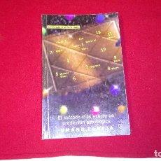 Libros de segunda mano: EL MÉTODO MÁS EXACTO DE PREDICCIÓN ASTROLÓGICA. ASTROLOGÍA VÉDICA NADI. Lote 106029735
