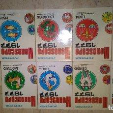 Libros de segunda mano: HORÓSCOPO JÚPITER 1977. Lote 109042691