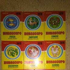 Libros de segunda mano: HORÓSCOPO JÚPITER 1976. Lote 109043555