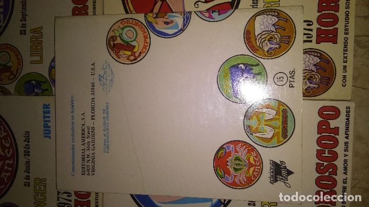 Libros de segunda mano: Horóscopo Júpiter 1973 - Foto 4 - 109043771