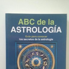 Libros de segunda mano: ABC DE LA ASTROLOGIA - DAMIAN SHARP . Lote 113166595