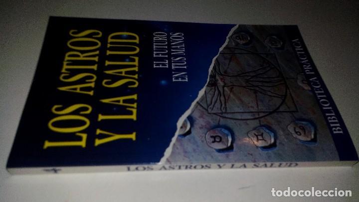 LOS ASTROS Y LA SALUD-EL FUTURO EN TUS MANOS-BIBLIOTECA PRACTICA-EDICIONES BSA (Libros de Segunda Mano - Parapsicología y Esoterismo - Astrología)