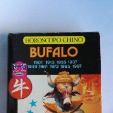 Libros de segunda mano - Horóscopo chino búfalo iberlibro - 114338812