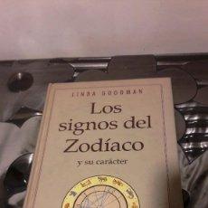 Libros de segunda mano: LOS SIGNOS DEL ZODIACO Y SU CARACTER - LINDA GOODMAN. Lote 114738991