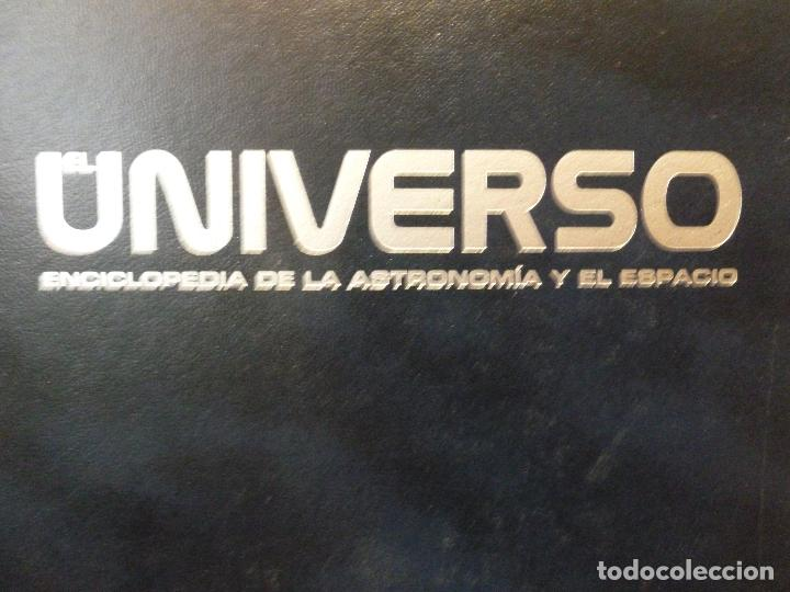 EL UNIVERSO ENCICLOPEDIA DE LA ASTRONOMÍA Y EL ESPACIO, PLANETA DE AGOSTINI. TMO 1 Y 2. (Libros de Segunda Mano - Parapsicología y Esoterismo - Astrología)