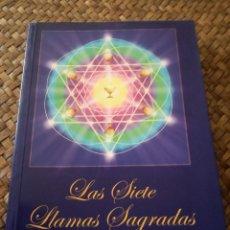 Livros em segunda mão: LAS SIETE LLAMAS SAGRADAS - AURELIA LOUISE JONES - 2010.. Lote 118152003