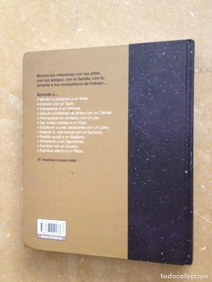 Libros de segunda mano: Astrología. Guía para mejorar tus relaciones personales (Gary Goldschneider) - Foto 7 - 119273234