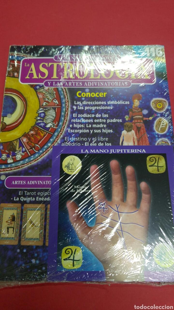 Libros de segunda mano: 10 fascículos aprender ASTROLOGIA editorial SALVAT - Foto 11 - 119701939