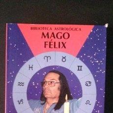 Libros de segunda mano: HORÓSCOPO Y PROFESIÓN-BIBLIOTECA ASTROLÓGICA- MAGO FÉLIX-1988. Lote 124459267