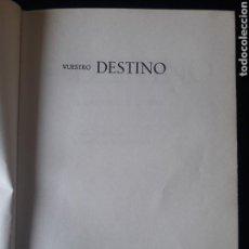 Libros de segunda mano: VUESTRO DESTINO. FRANCESCO WALDNER. TIMUN MAS 1962. 179 PÁGINAS. ZODIACO.. Lote 128431475