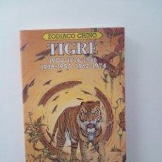 Libros de segunda mano - ZODIACO CHINO. TIGRE. 1902-1914-1926-1938-1950-1962-1974 - CATHERINE AUBIER - 152734610