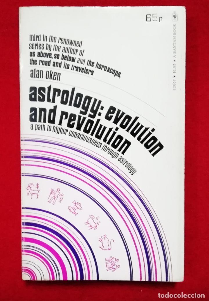 ASTROLOGY EVOLUTION AND REVOLUTION ( INGLÉS ) (Libros de Segunda Mano - Parapsicología y Esoterismo - Astrología)