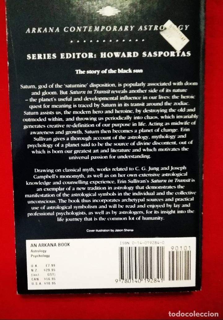 Libros de segunda mano: Saturn in transit (Inglés) - Foto 2 - 133591978