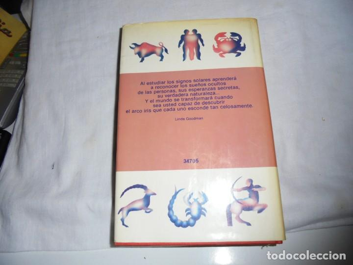 Libros de segunda mano: LOS SIGNOS DEL ZODIACO Y SU CARACTER.LINDA GOODMAN.MUNDO ACTUAL DE EDICIONES 1981.-2ª EDICION - Foto 8 - 133848406