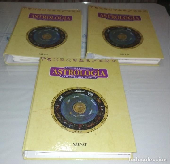 APRENDER Y CONOCER LA ASTROLOGÍA Y LAS ARTES ADIVINATORIAS (Libros de Segunda Mano - Parapsicología y Esoterismo - Astrología)