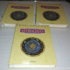 Libros de segunda mano: APRENDER Y CONOCER LA ASTROLOGÍA Y LAS ARTES ADIVINATORIAS. Lote 133851962