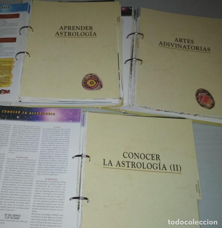 Libros de segunda mano: APRENDER Y CONOCER LA ASTROLOGÍA Y LAS ARTES ADIVINATORIAS - Foto 3 - 133851962