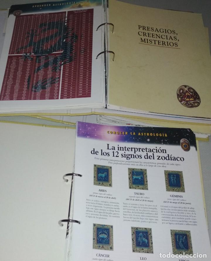 Libros de segunda mano: APRENDER Y CONOCER LA ASTROLOGÍA Y LAS ARTES ADIVINATORIAS - Foto 4 - 133851962