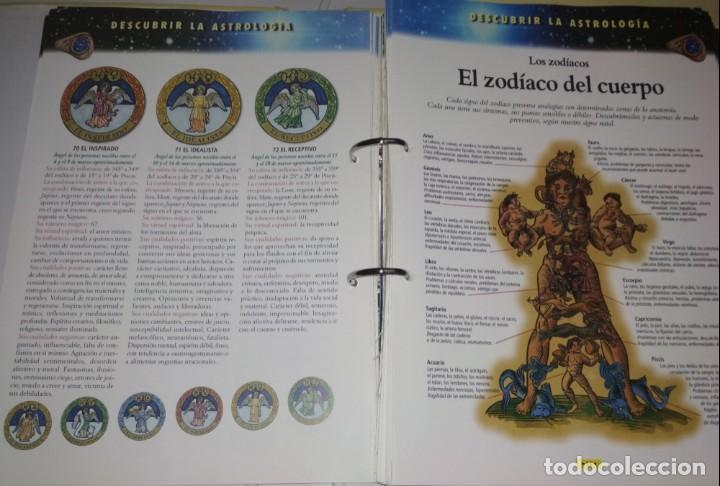 Libros de segunda mano: APRENDER Y CONOCER LA ASTROLOGÍA Y LAS ARTES ADIVINATORIAS - Foto 8 - 133851962