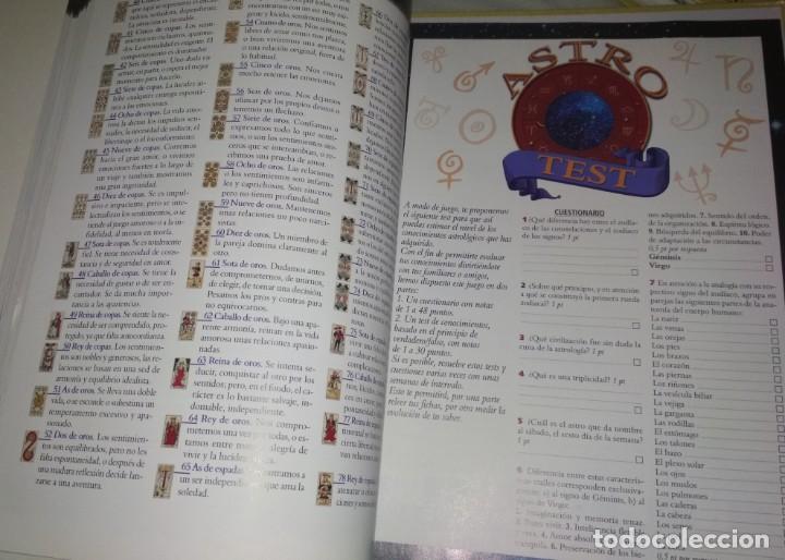 Libros de segunda mano: APRENDER Y CONOCER LA ASTROLOGÍA Y LAS ARTES ADIVINATORIAS - Foto 13 - 133851962