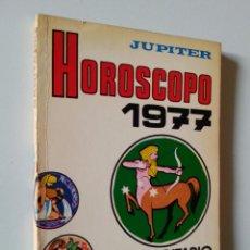 Libros de segunda mano: SAGITARIO HORÓSCOPO 1977   RODRÍGUEZ ILLERA   EDICIONES ALONSO 1976. Lote 142738234
