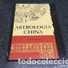 Libros de segunda mano: ASTROLOGÍA CHINA. RICHARD CRAZE. Lote 142943726