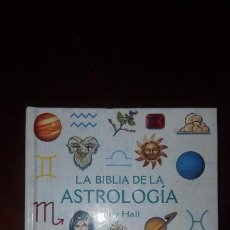 Libros de segunda mano: LA BIBLIA DE LA ASTROLOGÍA. Lote 143217138