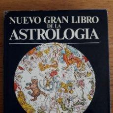 Libros de segunda mano: NUEVO GRAN LIBRO DE LA ASTROLOGÍA / DEREK Y JULIA PARKER / EDI. DEBATE / 1ª EDICIÓN 1986. Lote 145514538