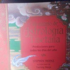 Libros de segunda mano: CALENDARIO DE ASTROLOGÍA TIBETANA HODGE, STEPHEN 2001 TAPA BLANDA . Lote 149314426