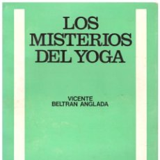 Libros de segunda mano: LOS MISTERIOS DEL YOGA. Lote 149413217