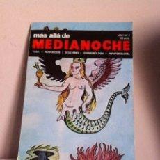 Libros de segunda mano: MÁS ALLÁ DE MEDIANOCHE. AÑO 1 N 3. Lote 152432006