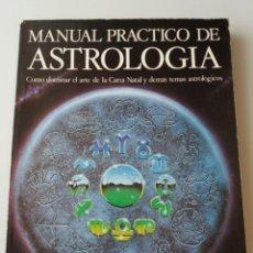 Libros de segunda mano: MANUAL PRACTICO DE ASTROLOGIA (CORDELIA MANSALL). Lote 155517070
