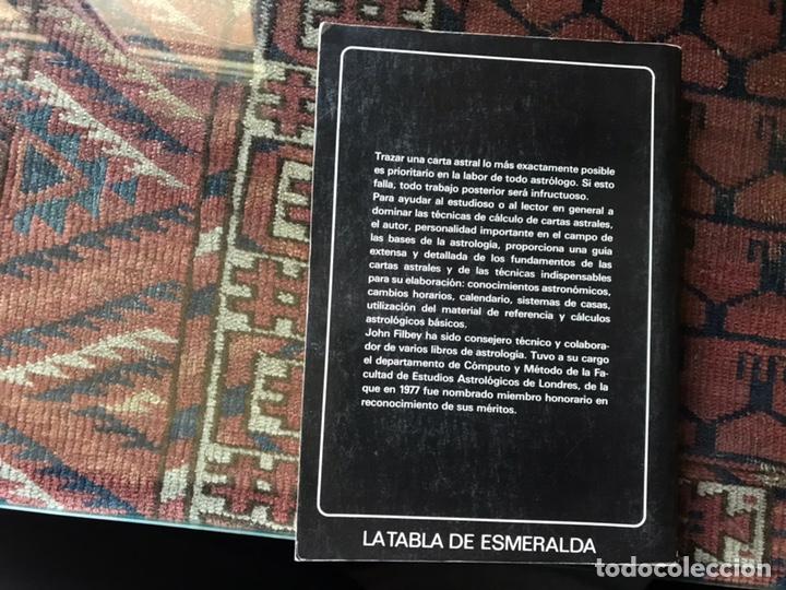 Libros de segunda mano: Cartas astrales. John Filbey - Foto 2 - 158894088