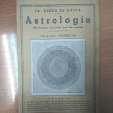 Libros de segunda mano - ASTROLOGÍA. POR DIEGO DE ARIZA. PEQUEÑA ENCICLOPEDIA PRÁCTICA. - 159299558