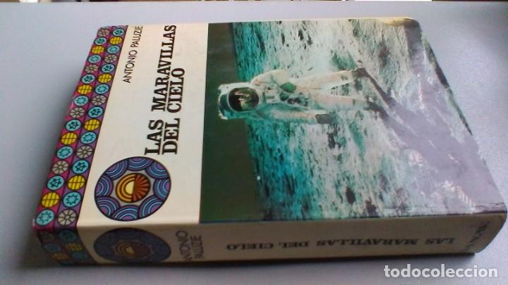 LAS MARAVILLAS DEL CIELO - ANTONIO PALUZIE - ASTRONOMÍA Y ASTRONÁUTICA - DANAE -VER FOTOS (Libros de Segunda Mano - Parapsicología y Esoterismo - Astrología)