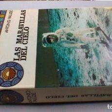 Libros de segunda mano: LAS MARAVILLAS DEL CIELO - ANTONIO PALUZIE - ASTRONOMÍA Y ASTRONÁUTICA - DANAE -VER FOTOS. Lote 160650102