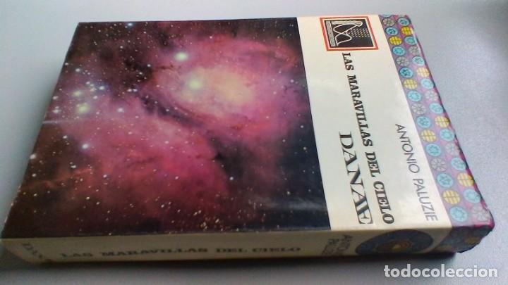 Libros de segunda mano: LAS MARAVILLAS DEL CIELO - Antonio Paluzie - Astronomía y astronáutica - DANAE -VER FOTOS - Foto 2 - 160650102